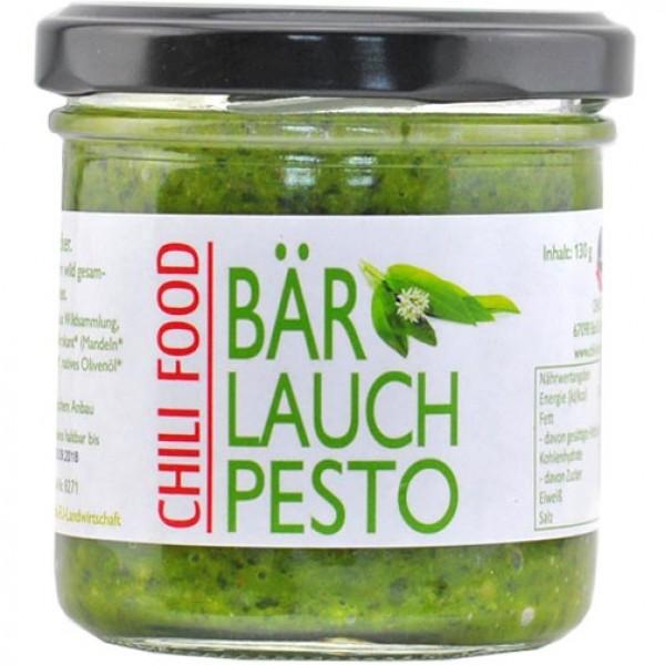 Bärlauch-Pesto - BIO - Frische Ernte 2019