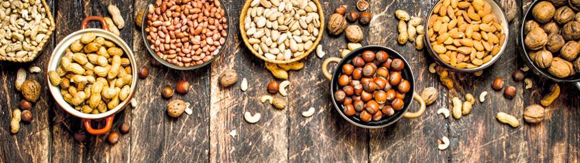 Nüsse & Samen