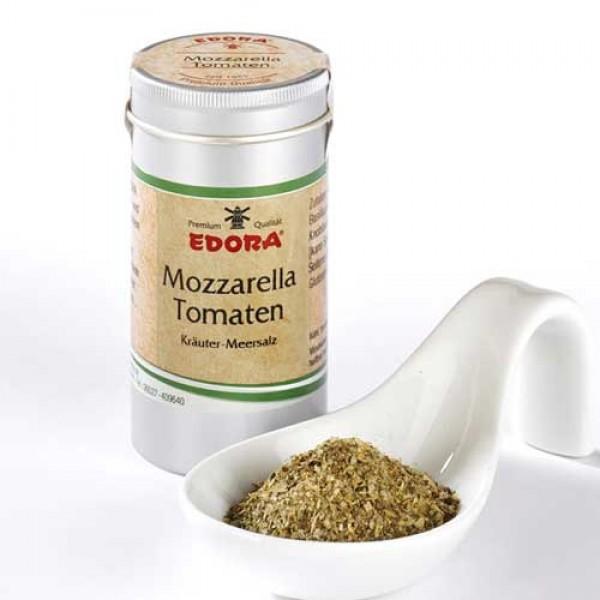 Mozzarella-Tomaten Kräuter-Meersalz