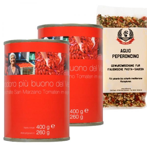 San Marzano Tomaten Set