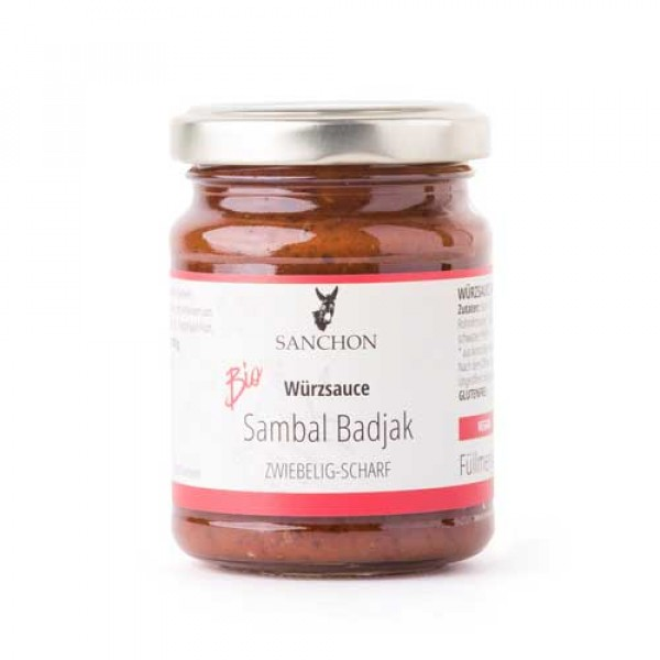 Sambal Badjak - BIO