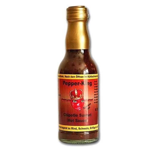 Pepper King Sunset Hot Sauce