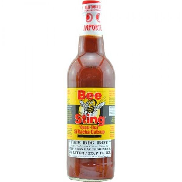 Bee Sting Siracha Ketchup 0,76 Liter