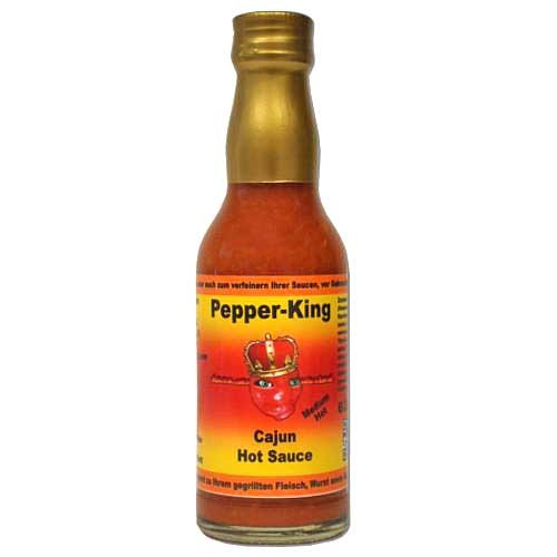 Pepper King Cajun Hot Sauce