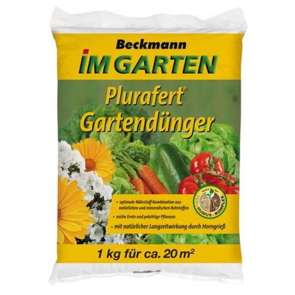 Plurafert Gartendünger