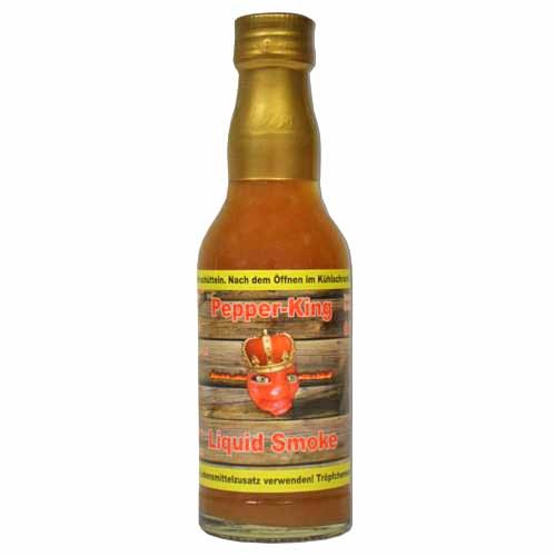 Pepper King Liquid Smoke