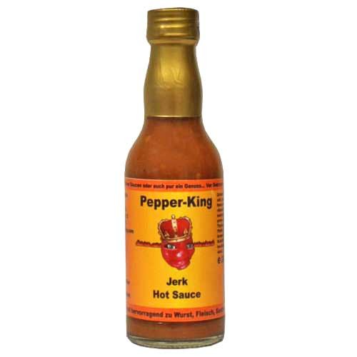 Pepper King Jerk Hot Sauce
