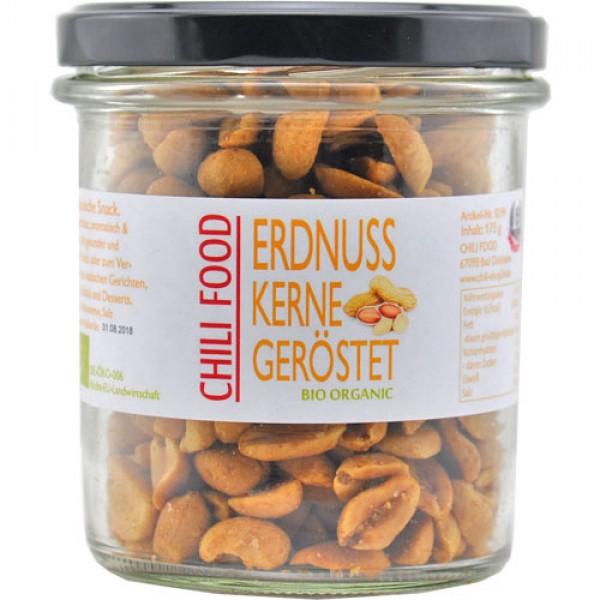 Erdnüsse geröstet Bio