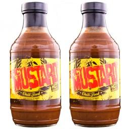 Spicy Mustard Sauce 2er Sparset