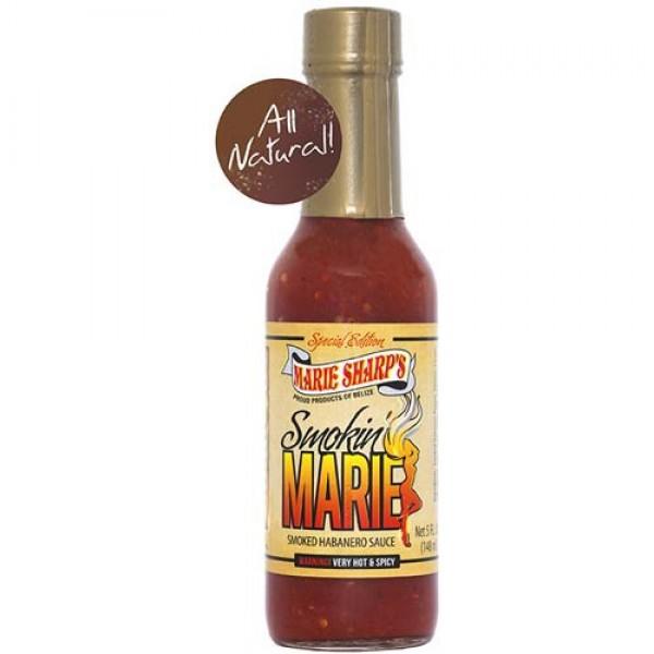 Marie Sharp's Smokin' Marie Hot Sauce kaufen - chili-shop24.de