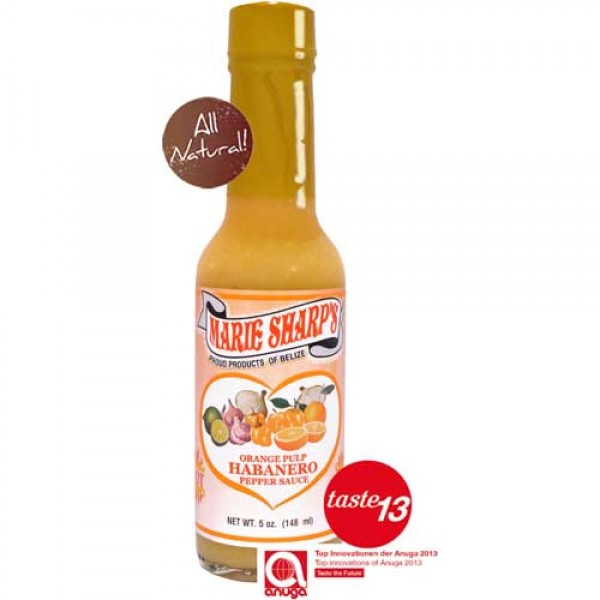 Marie Sharp's Orange Sauce kaufen - chili-shop24.de