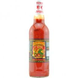 """Iguana """"En Fuego"""" Ultra Hot Pepper Sauce 0,76 Liter"""